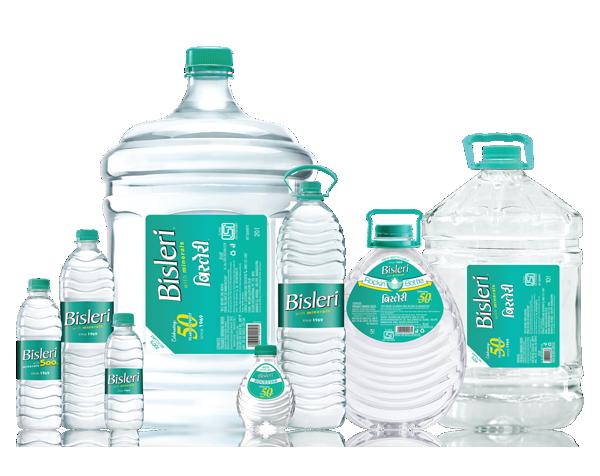 Bisleri select a product