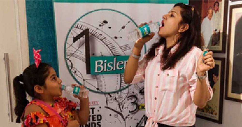 The epitome of purity – Bisleri, the original mineral water brand